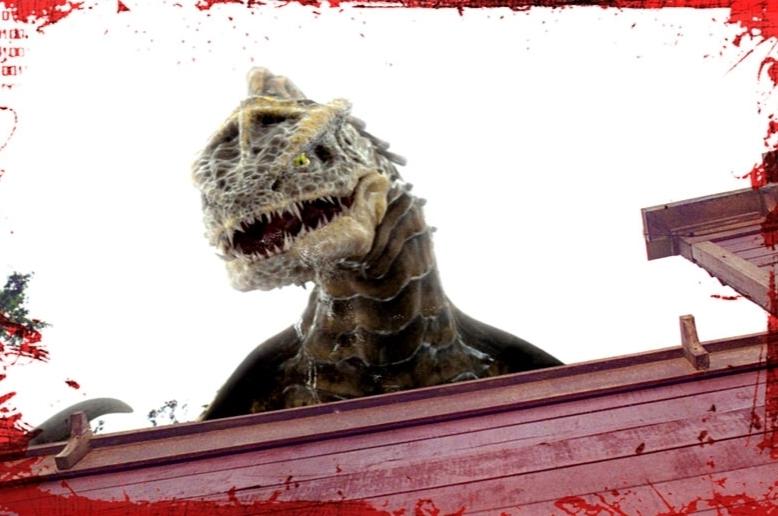 Wyvern: Maneater Series movie