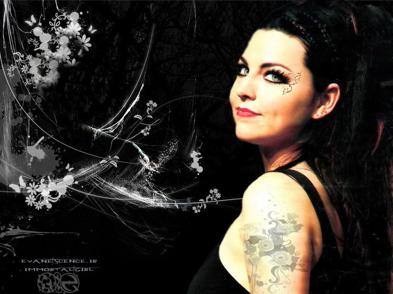 Evanescence Banda Wallpaper Bellas