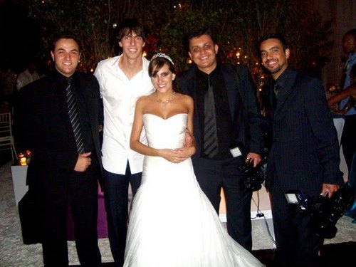 casamento do irmão de Kaká (Digão)