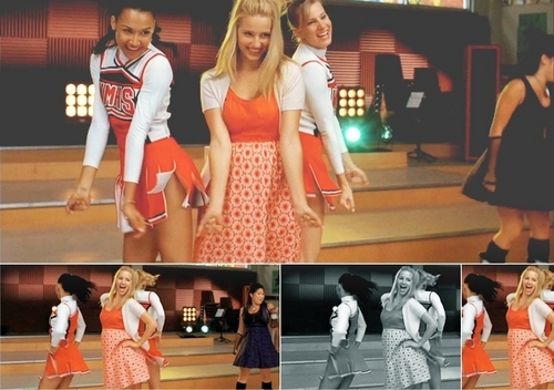 Quinn Fabray wallpaper called cheerios 1x13
