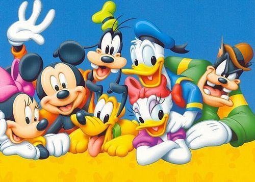 디즈니 characters
