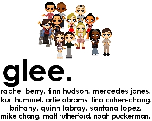 Fanart wallpaper and background images in the glee club tagged