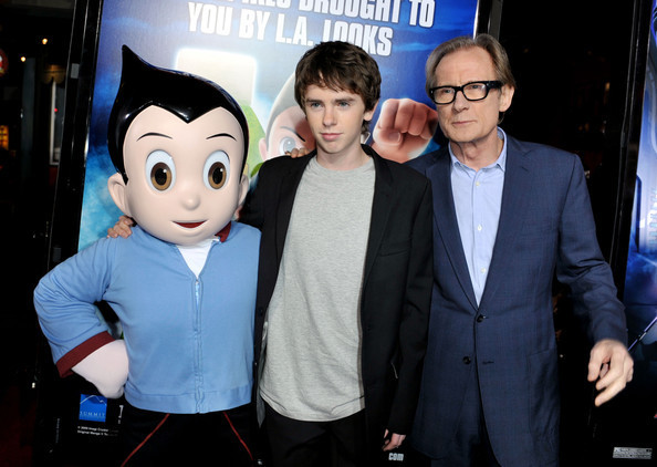 freddie...astro boy.....kristen.... - freddie-highmore photo