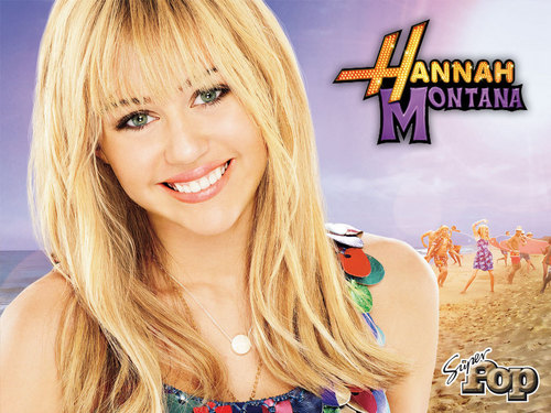 Hannah Montana wallpaper with a portrait entitled hannah montana the movie