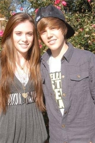 justin bieber and caitlin