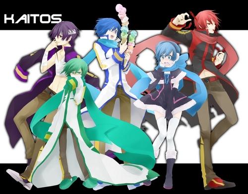 kaito family