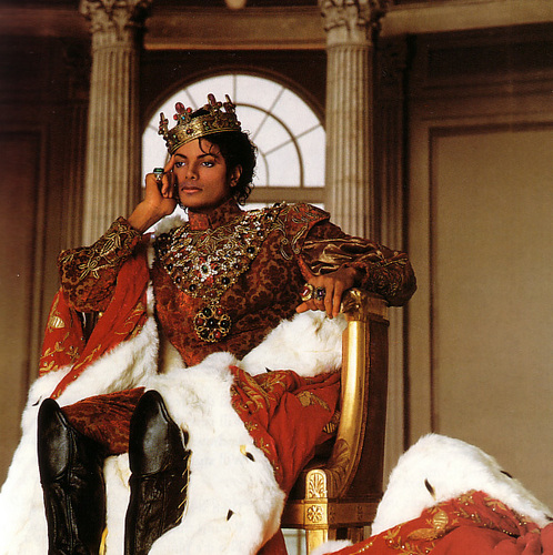 king of pop MJ
