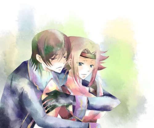 lelouch's hugs