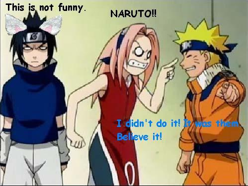 NARUTO -ナルト- funny pics!!!!