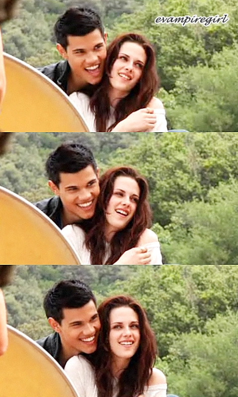 Kristen Stewart & Taylor Lautner images photoshoot ...