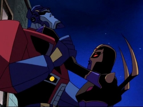 prime n blackuracnea - transformers-animated-series Photo