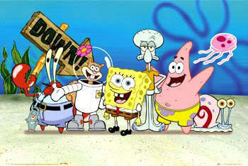 Spongebob Squarepants achtergrond containing anime titled sPongebOb ....LOVE IT