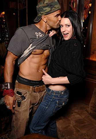 shemar and paget