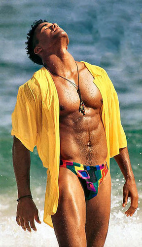 Shemar Moore wallpaper possibly with a bikini called shemar's photos