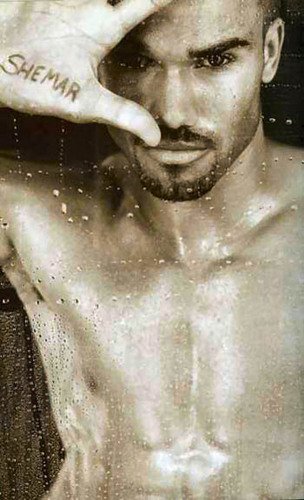Shemar Moore 壁紙 probably containing a water titled shemar's 写真