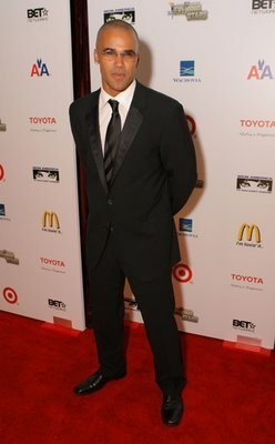 Shemar Moore 壁紙 containing a business suit, a suit, and a two piece entitled shemar's 写真
