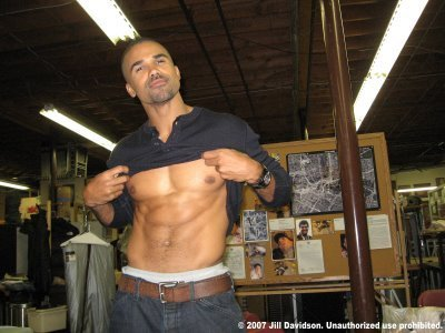 Shemar Moore 壁紙 containing a 大きな塊, ハンク titled shemar02