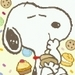 snoopy - peanuts icon