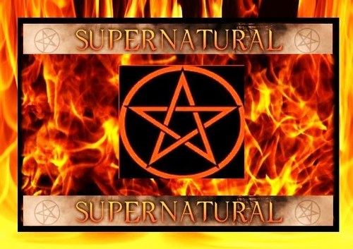 supernatural pentagram - supernatural Fan Art