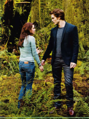 ~ Edward and Bella ~