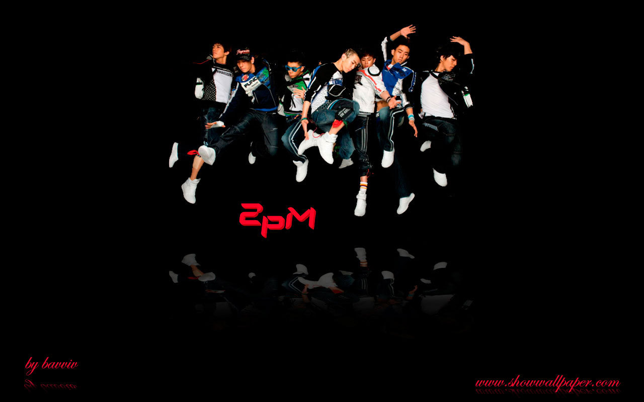2pm  2pm Wallpaper 9770937  Fanpop