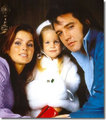 A Gorgeous Family  - elvis-and-priscilla-presley photo