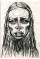 A &quot;Melodramatic&quot; Portrait of Fiona Apple - fiona-apple fan art