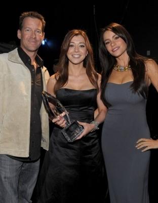 Alyson @ 2010 People's Choice Awards