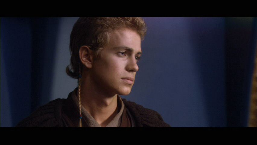 Anakin Skywalker- SW ep II: Grown Up - Anakin Skywalker ...