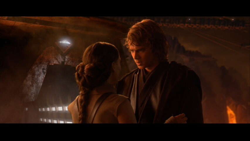 Anakin Skywalker- SW ep III: A Path I Can't Follow
