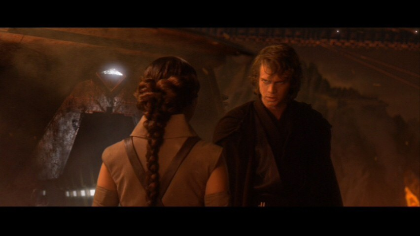 Anakin Skywalker- SW ep III: A Path I Can't Follow