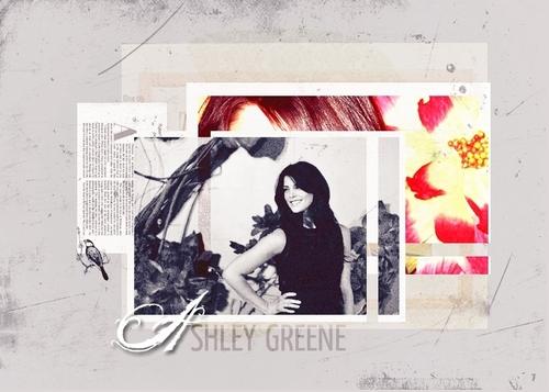 Ashley Greene!