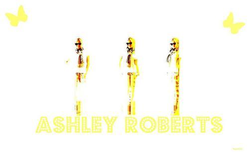 Ashley Roberts 壁纸