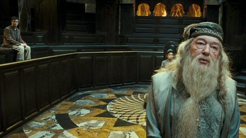 At the court,Order of the Phoenix