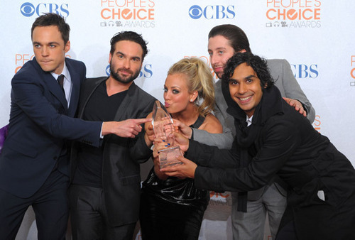 BBT at the People's Choice Awards