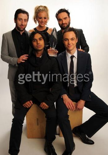 BBT cast at People Choice Awards