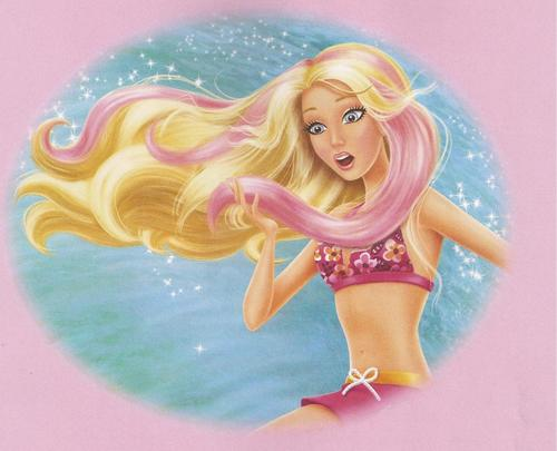 Barbie in a Mermaid Tale - barbie-movies Photo