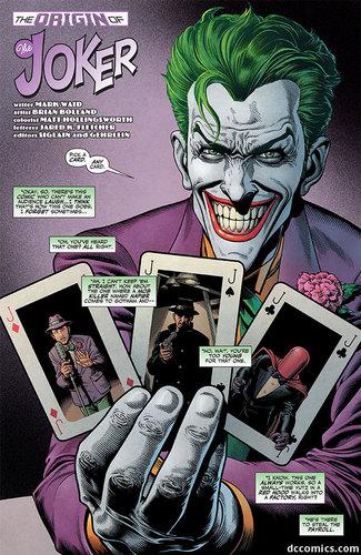 バットマン Villains Origin