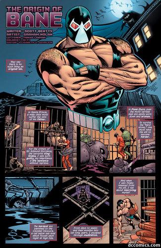 배트맨 Villains Origin