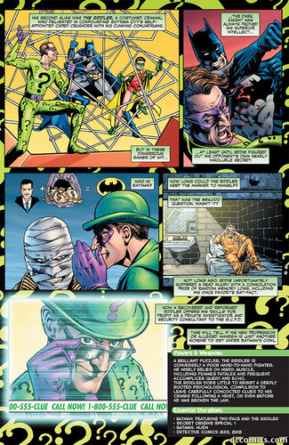 Batman Villains Origin - batman Photo