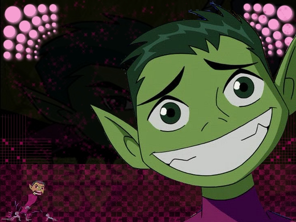 how tall is beast boy