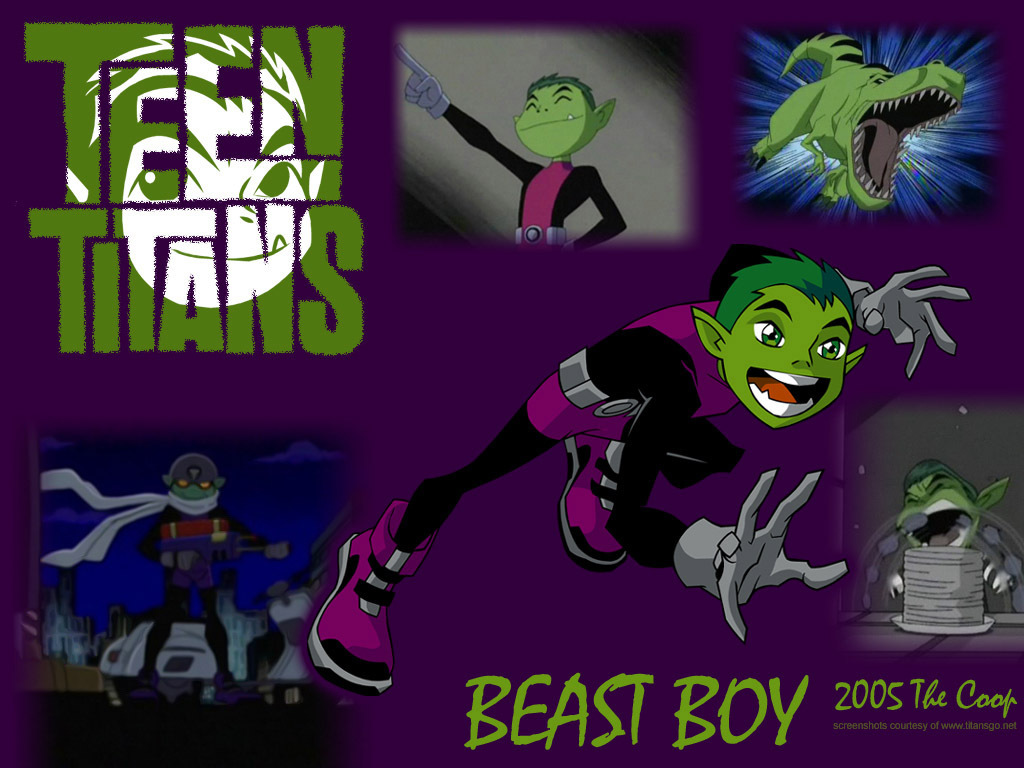 Beast boy images Beast Boy HD wallpaper and background photos 9734342