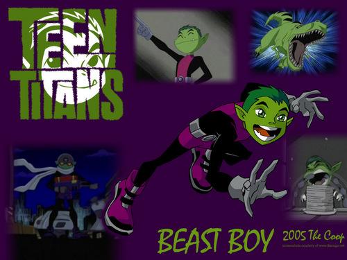 Beast Boy