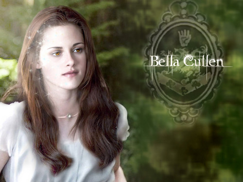 Bella Cullen - Breaking Dawn