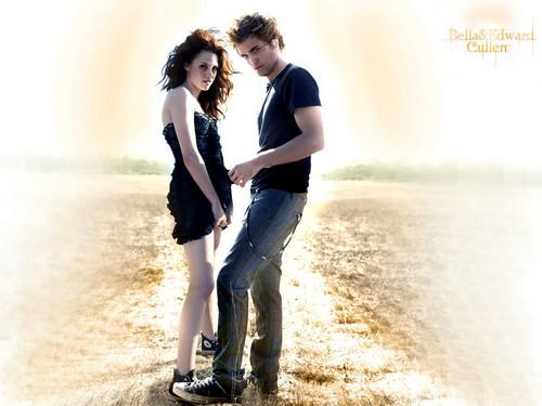 Bella & Edward Cullen