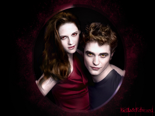 Bella & Edward Cullen