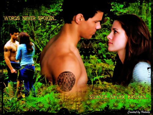 Bella & Jacob
