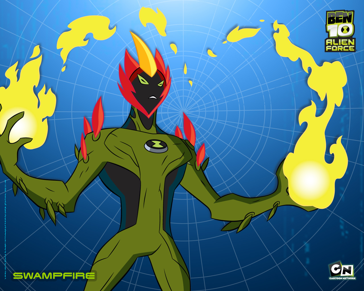 Ben 10: Alien Force Ben 10 Alien Force Wallpaer