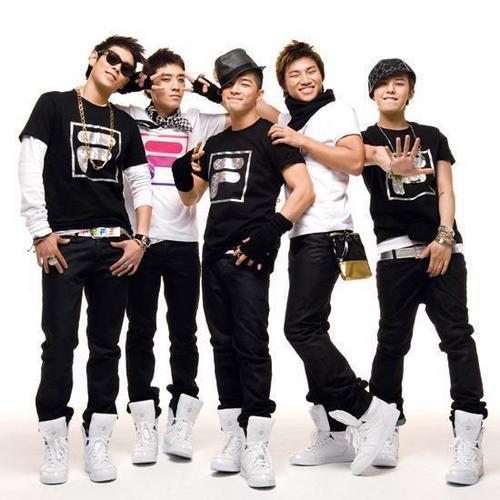 Big Bang VIPS