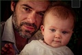 Billy Burcke with his baby girl!! - twilight-series photo